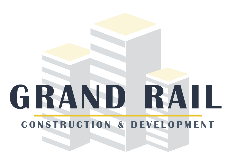 Grand Rail Construction & Development Logo